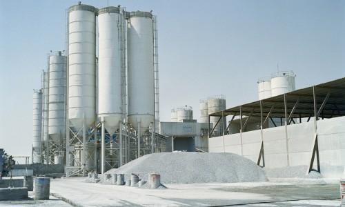 Cement Factory Iraq